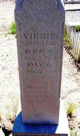 MULHOLLAND, MARY VIRGINIA - Yavapai County, Arizona | MARY VIRGINIA MULHOLLAND - Arizona Gravestone Photos