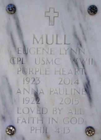 MULL, ANNA PAULINE - Yavapai County, Arizona   ANNA PAULINE MULL - Arizona Gravestone Photos