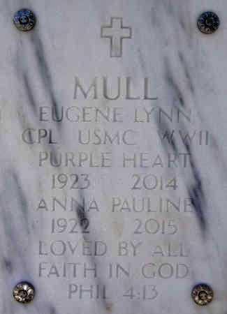 MULL, EUGENE LYNN - Yavapai County, Arizona   EUGENE LYNN MULL - Arizona Gravestone Photos