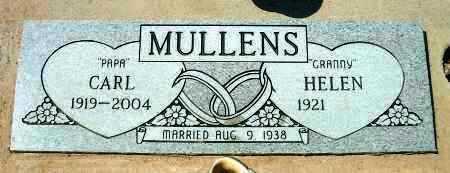 MULLENS, CARL ARNETT - Yavapai County, Arizona | CARL ARNETT MULLENS - Arizona Gravestone Photos