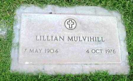 MULVIHILL, LILLIAN - Yavapai County, Arizona | LILLIAN MULVIHILL - Arizona Gravestone Photos