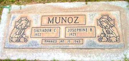 MUNOZ, SALVADOR C. - Yavapai County, Arizona | SALVADOR C. MUNOZ - Arizona Gravestone Photos
