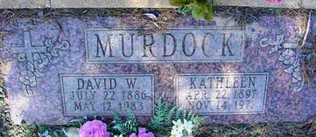 MURDOCK, DAVID WARREN - Yavapai County, Arizona | DAVID WARREN MURDOCK - Arizona Gravestone Photos