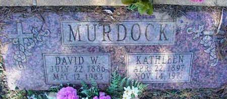 MURDOCK, KATHLEEN ISABEL - Yavapai County, Arizona   KATHLEEN ISABEL MURDOCK - Arizona Gravestone Photos