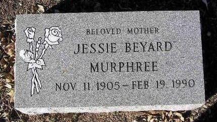 MURPHREE, JESSIE - Yavapai County, Arizona | JESSIE MURPHREE - Arizona Gravestone Photos