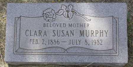 MURPHY, CLARA SUSAN - Yavapai County, Arizona   CLARA SUSAN MURPHY - Arizona Gravestone Photos