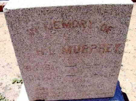 MURPHEY, HENRY LEE - Yavapai County, Arizona   HENRY LEE MURPHEY - Arizona Gravestone Photos