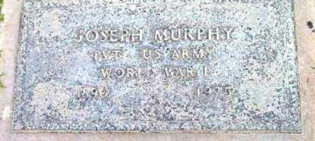 MURPHY, JOSEPH - Yavapai County, Arizona   JOSEPH MURPHY - Arizona Gravestone Photos