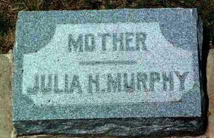 MURPHY, JULIA H. - Yavapai County, Arizona | JULIA H. MURPHY - Arizona Gravestone Photos