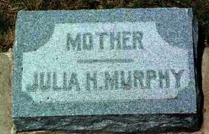 MURPHY, JULIA H. - Yavapai County, Arizona | JULIA H. MURPHY - Arizona Gravestone Photos