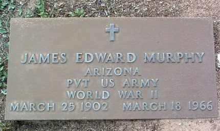 MURPHY, JAMES EDWARD - Yavapai County, Arizona   JAMES EDWARD MURPHY - Arizona Gravestone Photos