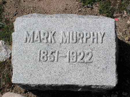 MURPHY, MARK / WILLIAM - Yavapai County, Arizona | MARK / WILLIAM MURPHY - Arizona Gravestone Photos