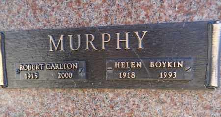 MURPHY, ROBERT CARLTON - Yavapai County, Arizona   ROBERT CARLTON MURPHY - Arizona Gravestone Photos