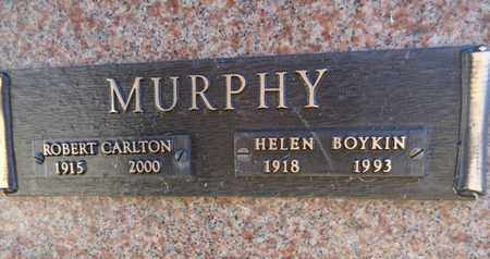 MURPHY, ROBERT CARLTON - Yavapai County, Arizona | ROBERT CARLTON MURPHY - Arizona Gravestone Photos