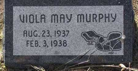 MURPHY, VIOLA MAY - Yavapai County, Arizona | VIOLA MAY MURPHY - Arizona Gravestone Photos