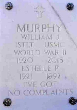 MURPHY, WILLIAM JOSEPH - Yavapai County, Arizona | WILLIAM JOSEPH MURPHY - Arizona Gravestone Photos
