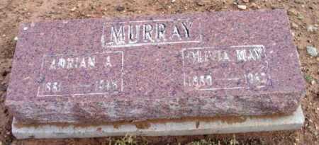 MURRAY, ADRIAN ALBERT - Yavapai County, Arizona | ADRIAN ALBERT MURRAY - Arizona Gravestone Photos