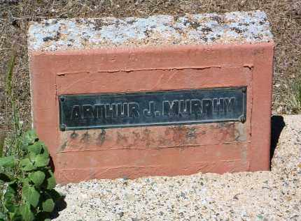 MURPHY, ARTHUR J. - Yavapai County, Arizona | ARTHUR J. MURPHY - Arizona Gravestone Photos