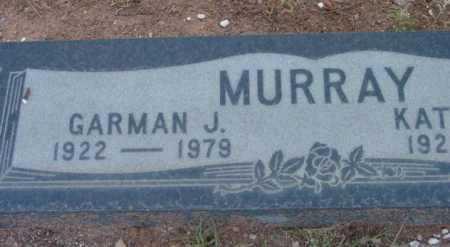 MURRAY, GARMAN JACQUES - Yavapai County, Arizona | GARMAN JACQUES MURRAY - Arizona Gravestone Photos