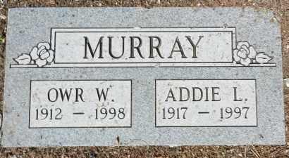 MURRAY, OWR WESLEY - Yavapai County, Arizona   OWR WESLEY MURRAY - Arizona Gravestone Photos