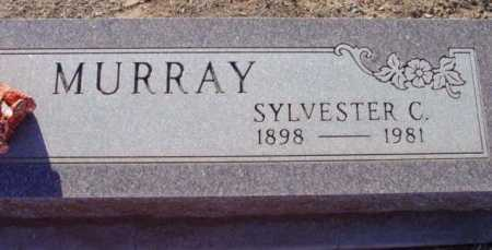 MURRAY, SYLVESTER C. - Yavapai County, Arizona   SYLVESTER C. MURRAY - Arizona Gravestone Photos