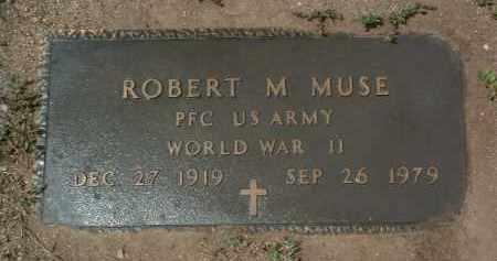 MUSE, ROBERT MEDFORD - Yavapai County, Arizona | ROBERT MEDFORD MUSE - Arizona Gravestone Photos