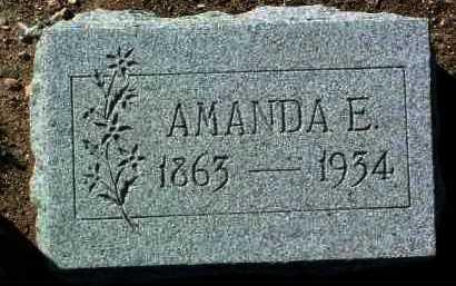 MYERS, AMANDA E. - Yavapai County, Arizona | AMANDA E. MYERS - Arizona Gravestone Photos
