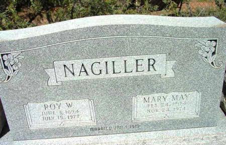 NAGILLER, ROY W. - Yavapai County, Arizona | ROY W. NAGILLER - Arizona Gravestone Photos