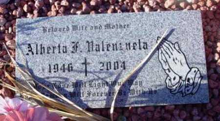 NALENINELA, ALBERTO - Yavapai County, Arizona | ALBERTO NALENINELA - Arizona Gravestone Photos