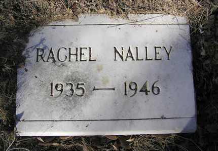 NALLEY, RACHEL - Yavapai County, Arizona | RACHEL NALLEY - Arizona Gravestone Photos