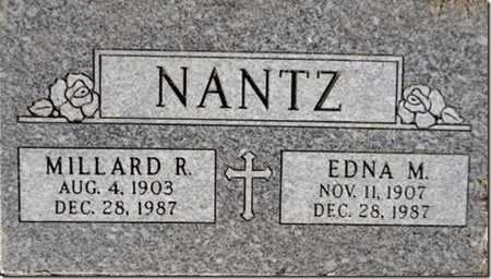 NANTZ, EDNA MARIE - Yavapai County, Arizona   EDNA MARIE NANTZ - Arizona Gravestone Photos