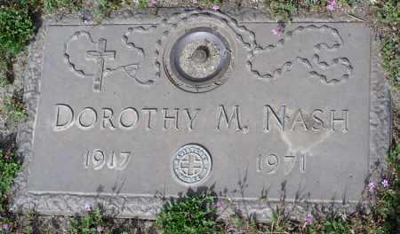 SULLIVAN NASH, DOROTHY M. - Yavapai County, Arizona | DOROTHY M. SULLIVAN NASH - Arizona Gravestone Photos