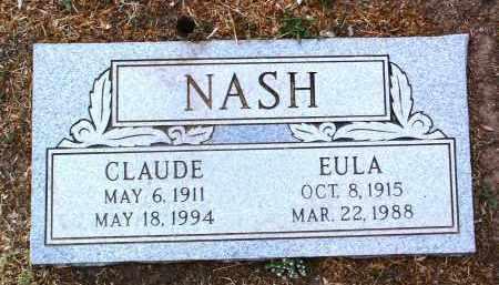 NASH, EULA - Yavapai County, Arizona   EULA NASH - Arizona Gravestone Photos