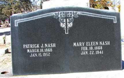 NASH, PATRICK JOSEPH - Yavapai County, Arizona   PATRICK JOSEPH NASH - Arizona Gravestone Photos