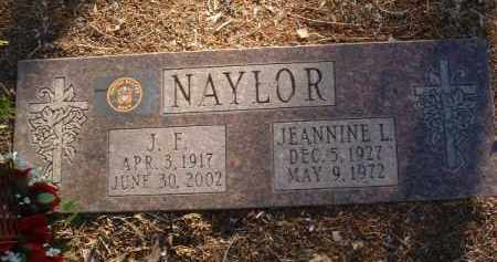 NANCE NAYLOR, JEANNINE LOUISE - Yavapai County, Arizona | JEANNINE LOUISE NANCE NAYLOR - Arizona Gravestone Photos