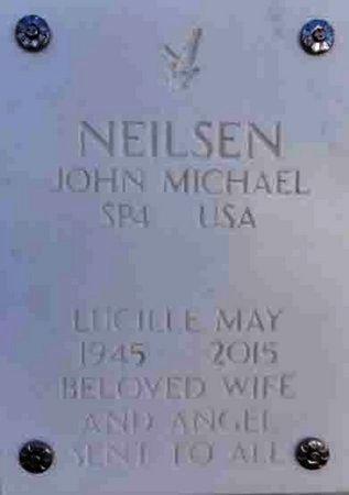 NEILSEN, LUCILLE MAY - Yavapai County, Arizona | LUCILLE MAY NEILSEN - Arizona Gravestone Photos