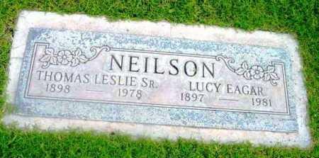 EAGAR NEILSON, LUCY - Yavapai County, Arizona | LUCY EAGAR NEILSON - Arizona Gravestone Photos
