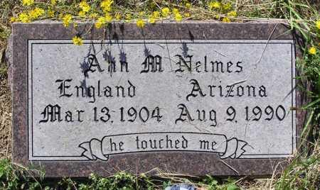 BROOKS NELMES, ANNIE MILLICENT - Yavapai County, Arizona | ANNIE MILLICENT BROOKS NELMES - Arizona Gravestone Photos