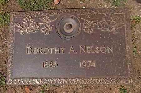 NELSON, DOROTHY A. - Yavapai County, Arizona | DOROTHY A. NELSON - Arizona Gravestone Photos