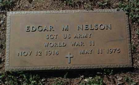 NELSON, EDGAR MELTON - Yavapai County, Arizona | EDGAR MELTON NELSON - Arizona Gravestone Photos