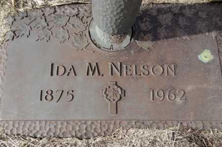NELSON, IDA M. - Yavapai County, Arizona | IDA M. NELSON - Arizona Gravestone Photos