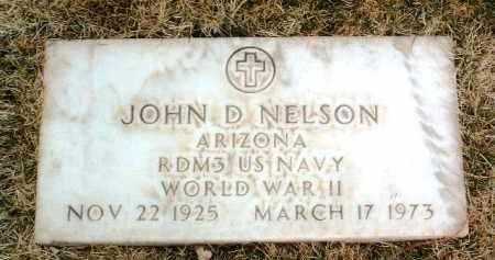 NELSON, JOHN DAVID - Yavapai County, Arizona   JOHN DAVID NELSON - Arizona Gravestone Photos
