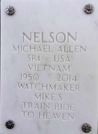 NELSON, MICHAEL ALLEN - Yavapai County, Arizona | MICHAEL ALLEN NELSON - Arizona Gravestone Photos