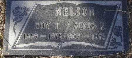 MERRILL NELSON, ALCIA E. - Yavapai County, Arizona | ALCIA E. MERRILL NELSON - Arizona Gravestone Photos