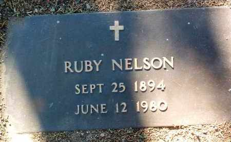 NELSON, RUBY - Yavapai County, Arizona | RUBY NELSON - Arizona Gravestone Photos