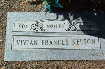 YOUNT NELSON, VIVIAN F. - Yavapai County, Arizona   VIVIAN F. YOUNT NELSON - Arizona Gravestone Photos