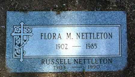 NETTLETON, RUSSELL - Yavapai County, Arizona | RUSSELL NETTLETON - Arizona Gravestone Photos