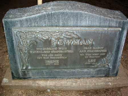 BATES NEWMAN, ELLEN IRENE - Yavapai County, Arizona   ELLEN IRENE BATES NEWMAN - Arizona Gravestone Photos