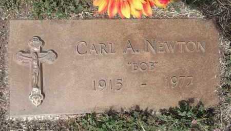 NEWTON, CARL A. (BOB) - Yavapai County, Arizona | CARL A. (BOB) NEWTON - Arizona Gravestone Photos