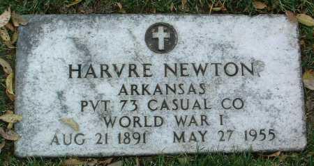 NEWTON, HARVRE - Yavapai County, Arizona | HARVRE NEWTON - Arizona Gravestone Photos